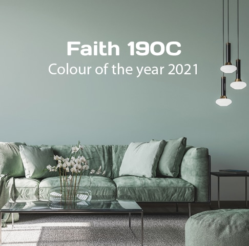 Colour of the year 2021